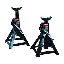 Craftsman 2 Ton Aluminum Floor Jack by Craftsman 1 Pair 2 1 4 Ton Jack Stands 00950182 Jacks Ace