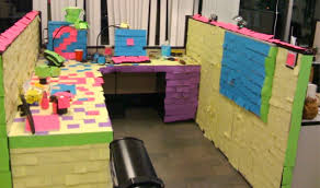 10 outrageous office pranks life hacks