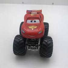 Disney Cars 1:55 Custom Monster Truck World Grand Prix Lightning ...