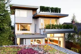 Green Roofed Vancouver Residence is the First LEED Platinum Home