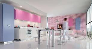 Kitchen Pink Idea Deco