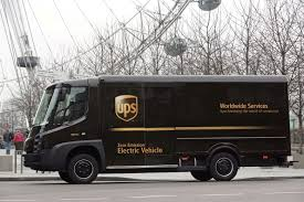 Smart Grid Allows 170 UPS Electric Trucks To Charge Without Upgrades