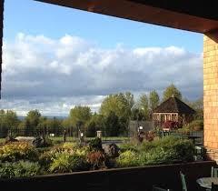 view from Garden Restaurant Picture of Oregon Garden Resort