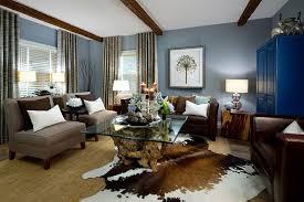 Jane Lockhart Rustic Living Room Modern Living Room Toronto