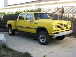 100 1975 Dodge Truck 80s Crewcab Stepside Ram Ramcharger Cummins Grille