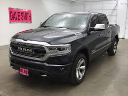 100 Truck Accessories Spokane PreOwned 2019 Ram 1500 Limited Crew Cab Short Box With Navigation 4WD