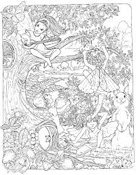Trends For Very Difficult Coloring Pages Adults Inside Free