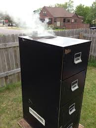 Fire King File Cabinets Asbestos by Fireproof File Cabinet Smoker Smoking Meat Forums