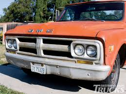 1967-1968 GMC Grille & Bumper Upgrades - Hot Rod Network