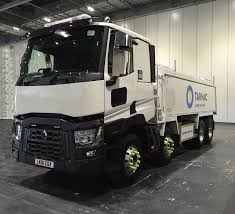 Renault Promotes Range C Truck, Which Is Safer For Cyclists | Truck ...