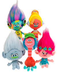 New Trolls From Dreamworks Toys For 2016 First Look Toy Fair