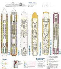Norwegian Epic Deck Plan 11 by Carnival Deck Plans Radnor Decoration