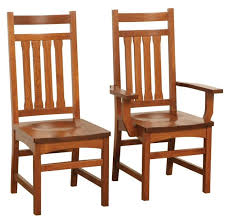 Solid Wood Dining Room Chairs With High Back
