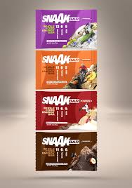 Energy Bar Package Design