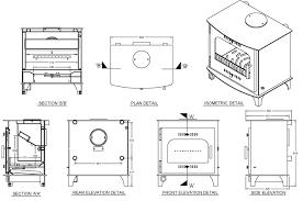 Carraig Mor 20kW Freestanding Boiler Stove