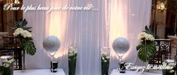 la décoration des murs pour salle mariage déco plafond platre