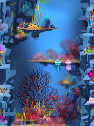 Gorillaz Tiles Of The Unexpected by Image Result For Underwater Games 2d Mermaid Pinterest Game