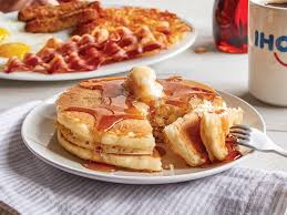 Ihop Halloween Free Pancakes 2014 by Ihop Offers All You Can Eat Pancakes To Start 2017 Chew Boom