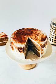Pumpkin Spice Caramel Macchiato by Vietnamese Iced Coffee Cake Hummingbird High A Desserts And