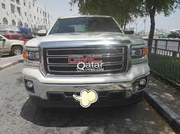 GMC Sierra Model 2015 , Accident Free - Perfect Condition | Qatar Living