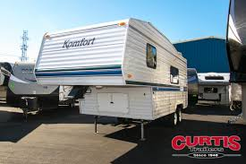 Curtis Trailers RV Inventory For Sale In Portland Oregon