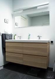 Mirrored Bathroom Wall Cabinet Ikea by Ikea Bathroom Ideas Draggan Kastje Op Wielen Zilverkleur Bathroom