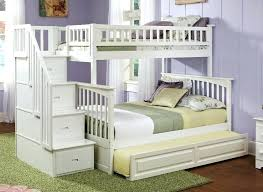 bunk beds with trundle is a solution for your kids u0027 modern bunk