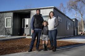100 Container Dwellings Boise Family Moves From Conventional Home To Container Home Idaho