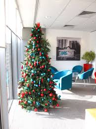 7ft Christmas Tree by Christmas Tree Hire In Birmingham Services Office Landscapes