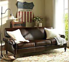 Pottery Barn Turner Grand Sofa by Pottery Barn Turner Leather Couch Reviews Lovable Sofa Restoration