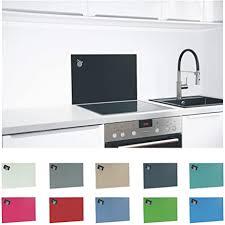 paulus spritzschutz küche herd küchenrückwand magnetisch 60x40cm schwarz ral 9005 schwarz