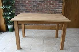 small oak kitchen table Oak Kitchen Table Ideas – The New Way
