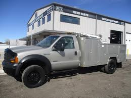 Ford F550 Service Trucks / Utility Trucks / Mechanic Trucks In ...