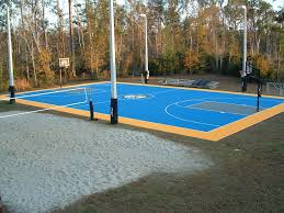 27 Best VersaCourt Images On Pinterest | Outdoor Basketball Court ... Triyae Asphalt Basketball Court In Backyard Various Design 6 Reasons To Install A Synlawn Home Decor Amazing Recreational Lighting Full 4 Poles Fixtures A Custom Half For The True Lakers Snapsports Outdoor Courts Game Millz House Cost Australia Home Decoration Residential Gallery News Good Carolbaldwin Multisport System Photo Diy Stencil Hoops Blog Clipgoo Modern