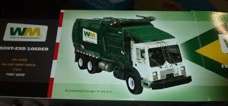 100 First Gear Garbage Trucks 1ST GEAR MACK FRONT END LOADER REFUSE WASTE MANAGEMENT 19 2924