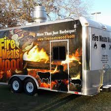 100 Wood Trucks Fire Meats Montgomery Food Roaming Hunger