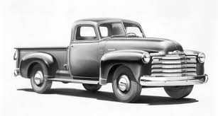 Drawn Truck Chevrolet Truck - Pencil And In Color Drawn Truck ... Jetage Pickup Trucks At Concours Delegance Of America Chevrolet Advance Design Wikipedia 1955 Pickup For Sale On Classiccarscom 55 Chevy Street Truck Youtube Stepside Lingenfelters 21st Century Classic 51959 3100 Classics Autotrader Modified New 1954 In California 7th And Pattison