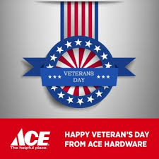 Faucet Handle Puller Ace Hardware by A Veteran U0027s Day Message From Ace Hardware President And Ceo John
