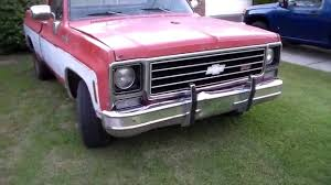 1979 Chevy Scottsdale Grille Refurbishing - YouTube