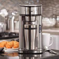 Hamilton Beach The Scoop Single Cup Coffee Maker Scoopa Serve Mak And