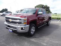 100 Select Truck New 2019 Chevrolet Silverado 2500HD From Your Weimar TX Dealership
