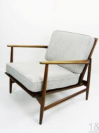 Kofod Larsen Selig Lounge Chair by Ib Kofod Larsen Selig Danish Modern Vintage Lounge Chair Oneandhome