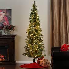 Christmas Tree 75 Ft by 7 5 Slim Christmas Tree 75 Artificial Ombre Christmas Tree Slim