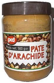 pate d arachide pcd pate d arachide 500g pcd
