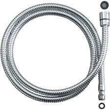 Sink Spray Hose Quick Connect by Shop Kohler 36 In Stainless Steel Braided Faucet Spray Hose At