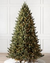 6 Ft Flocked Christmas Tree Uk by 6 To 6 5 Foot Artificial Christmas Trees Balsam Hill