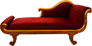 casa padrino barock chaiselongue modell bordeaux rot gold antik stil recamiere wohnzimmer möbel