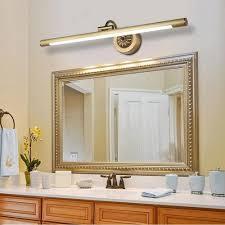 farbe gold 8w65cm badezimmer mit einer schalter wand le