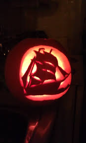 Pirate Ship Pumpkin Stencil by Pirate Ship Pumpkin Carving Templates Patterns Patterns Kid