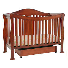 Toddler Bed Rails Target by Davinci Parker 4 In 1 Convertible Crib In Cherry K5101c Free Shipping